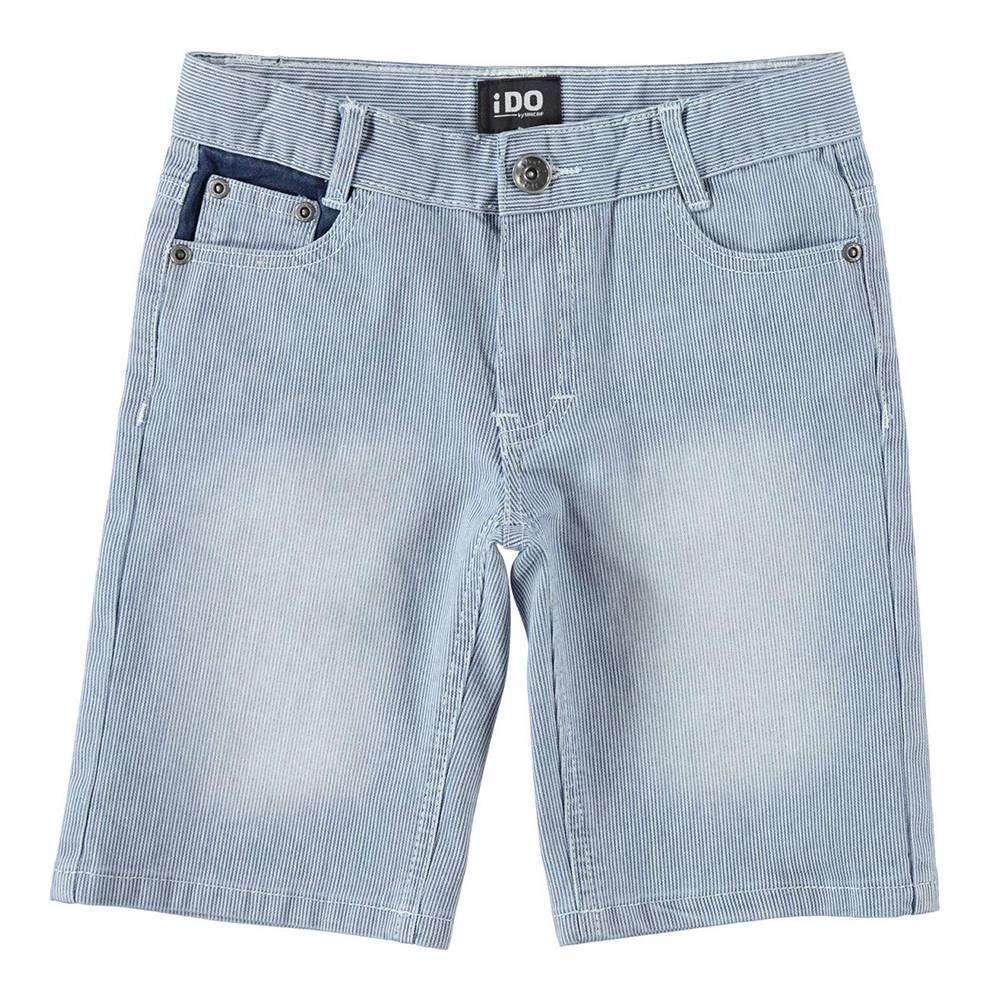 Шорты для мальчика iDO подростка джинсовые 4.W827.00/7450/