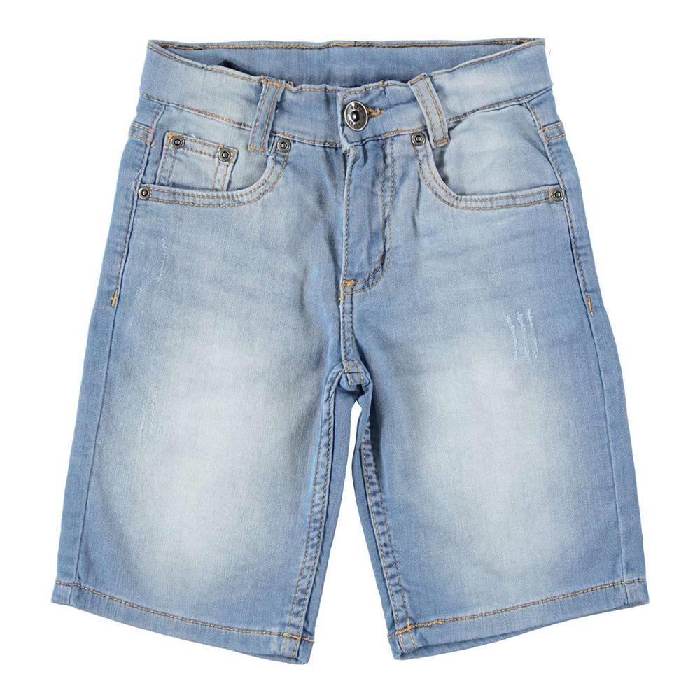 Шорты для мальчика iDO подростка джинсовые 4.W832.00/7350