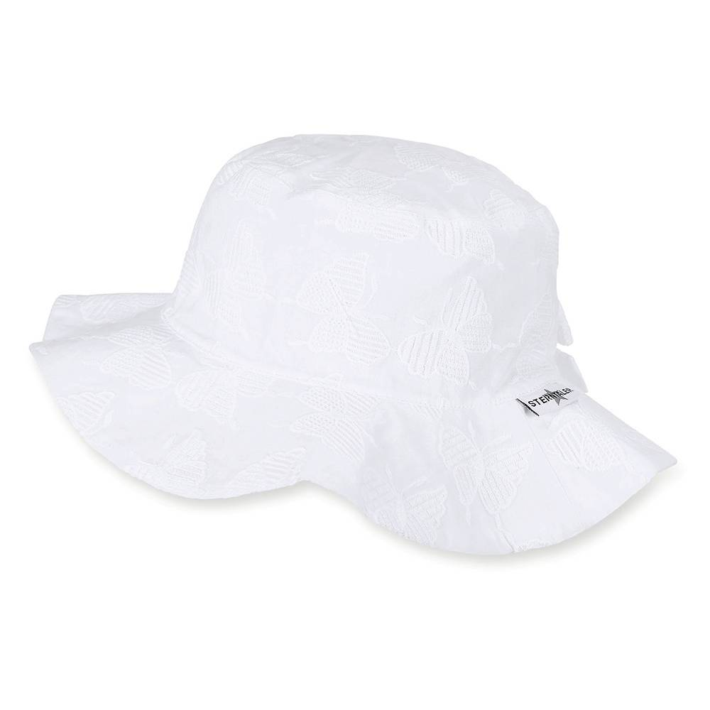 Панамка для девочки STERNTALER летняя белый 1421930/500