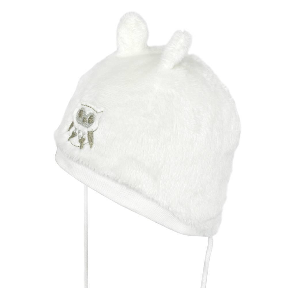 Шапка детская LENNE зимняя на завязках утепленная подкладка хлопок BARRY