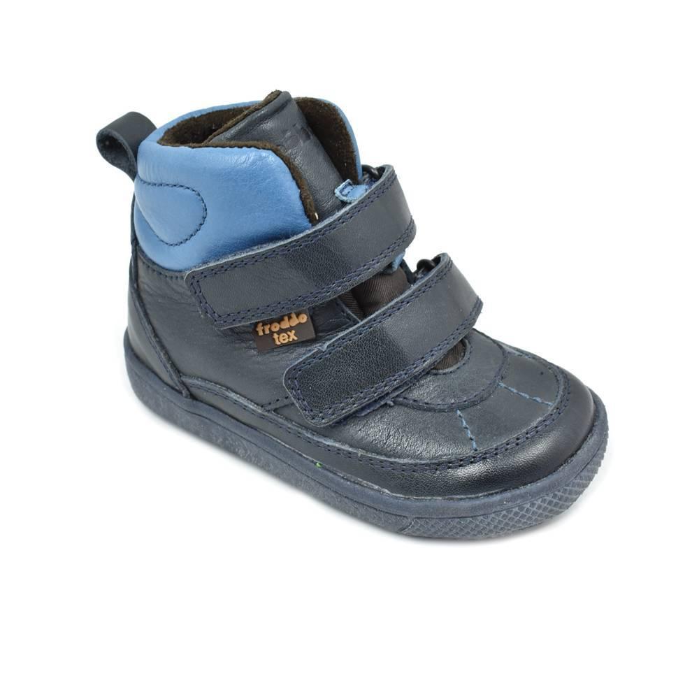 Ботинки для мальчика Froddo демисезонные FRODDO TEX G2110074/DarkBlue
