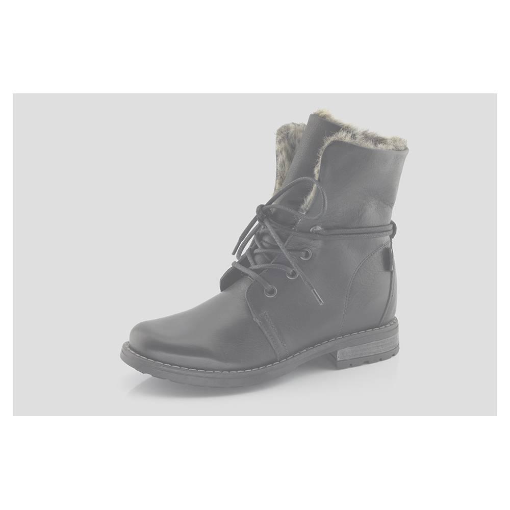 Ботинки для девочки Froddo зимние G4160035-3/Black