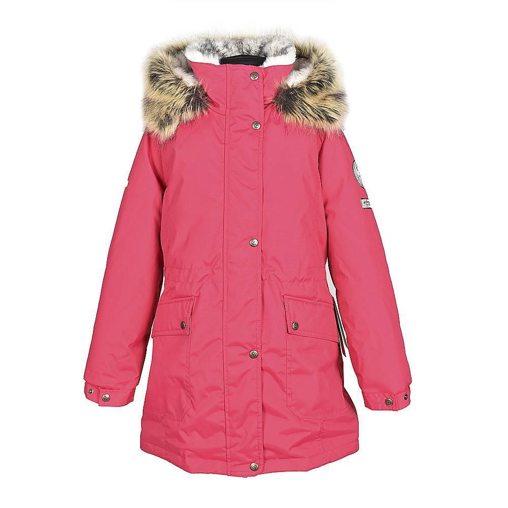 Парка для девочки LENNE куртка зимняя капюшон ткань Aktive PLUS MELODY