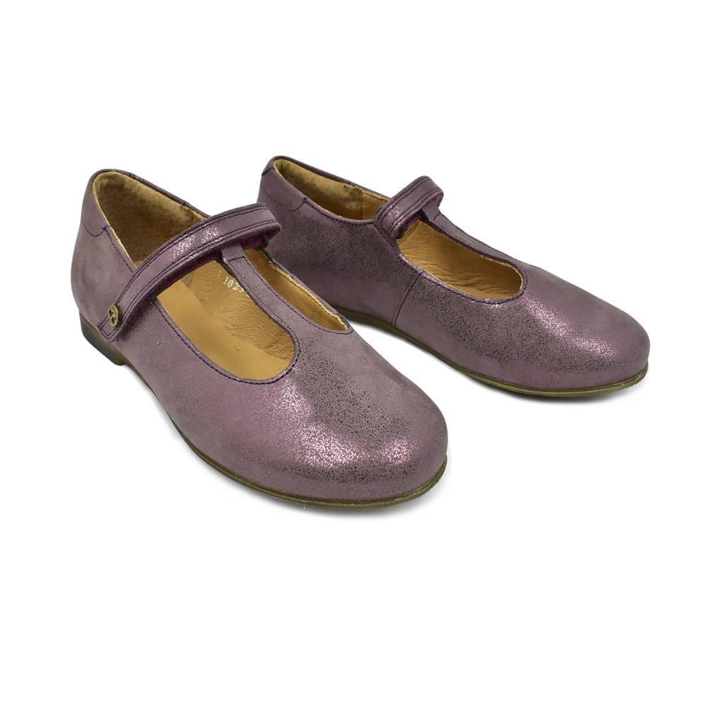 Туфли для девочек Froddo натуральная кожа на перепонке G3140092-5