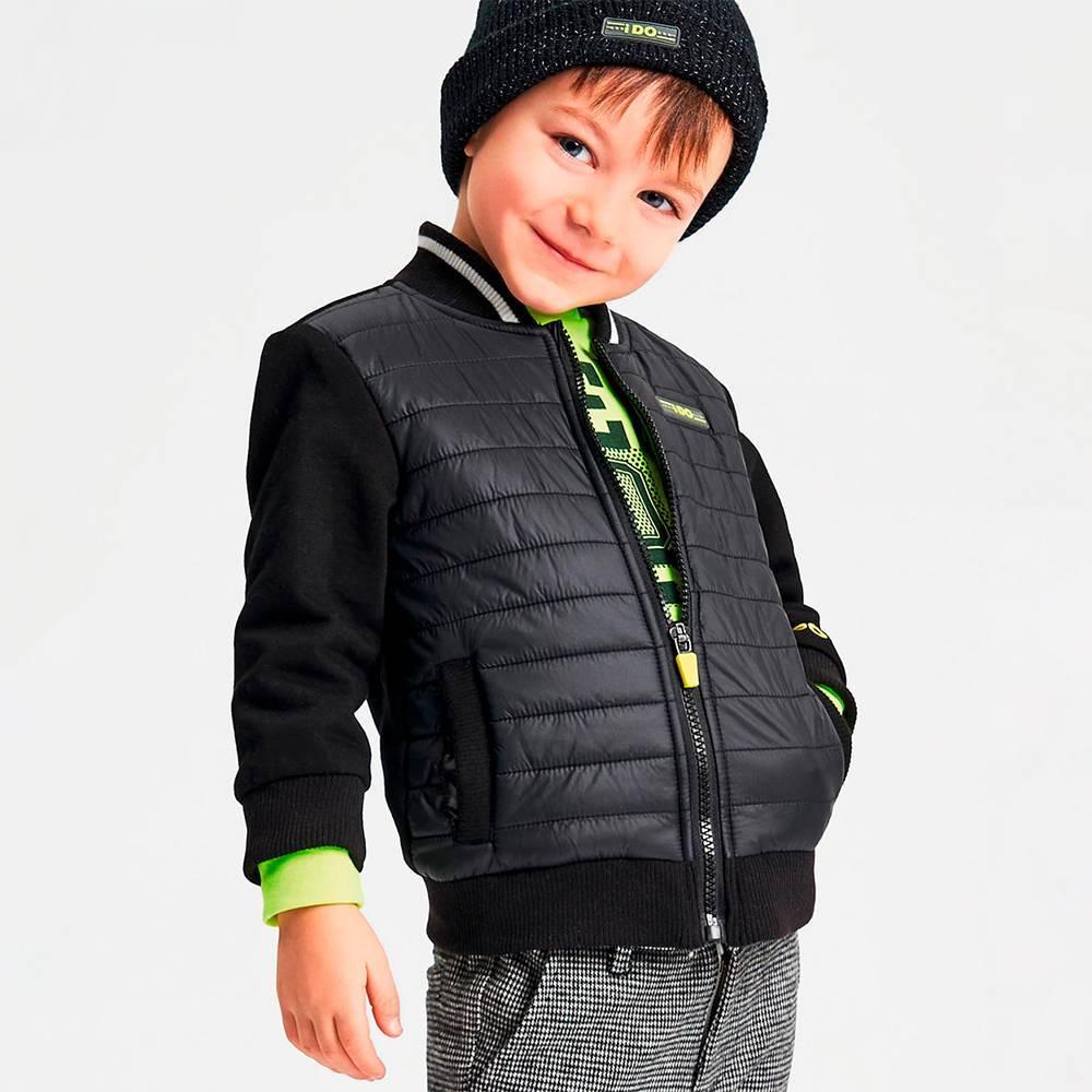 Куртка бомбер для мальчика