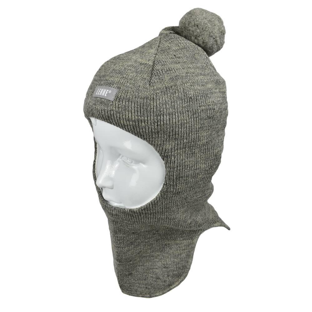Шапка детская LENNE шлем зимний на подкладке утепленные уши MACLE
