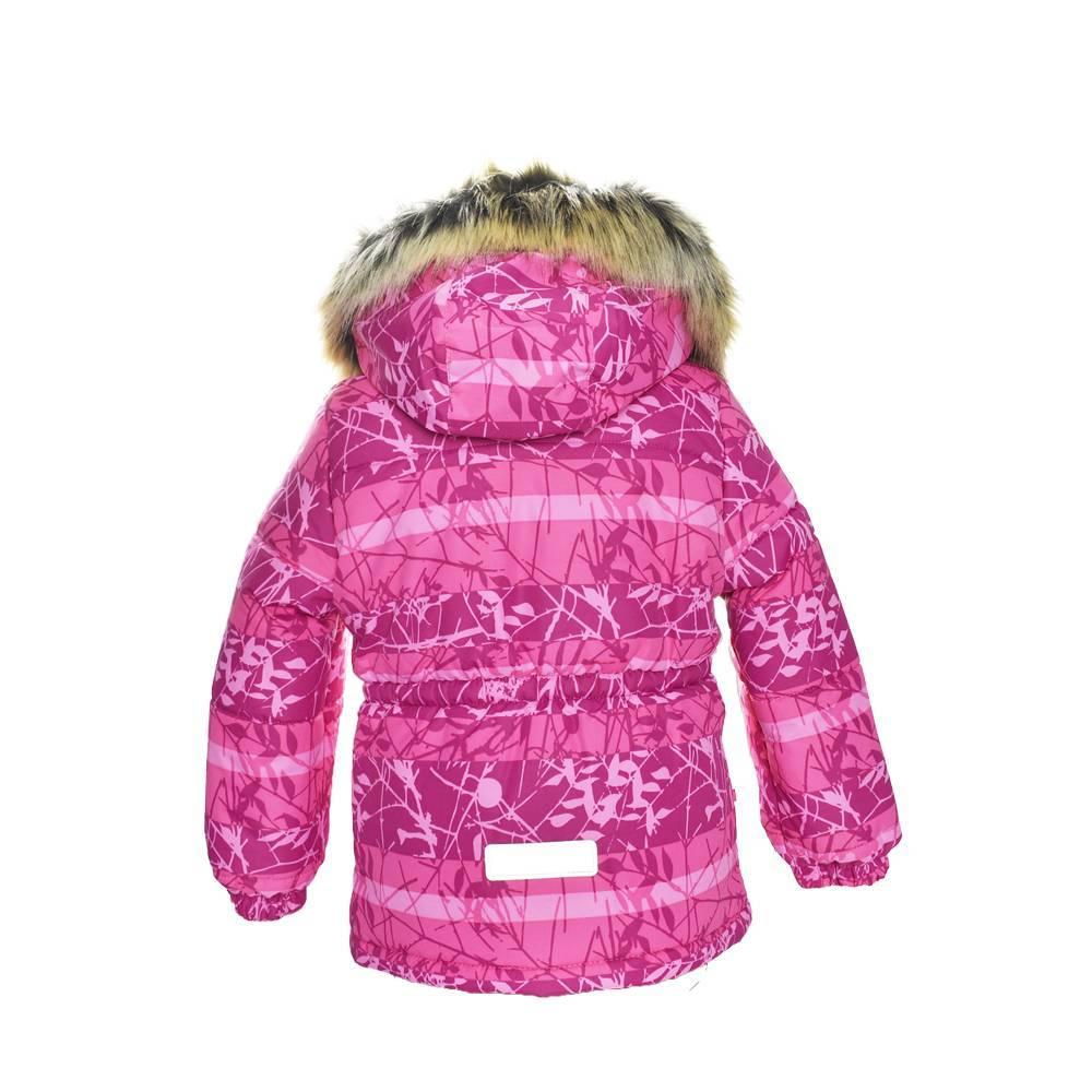 Комплект для девочки LENNE зимний куртка полукомбинезон ROWENTA