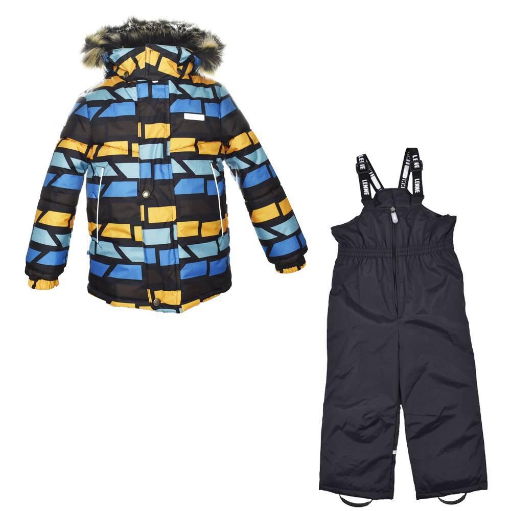 Комплект для мальчика LENNE зимний ROBIS