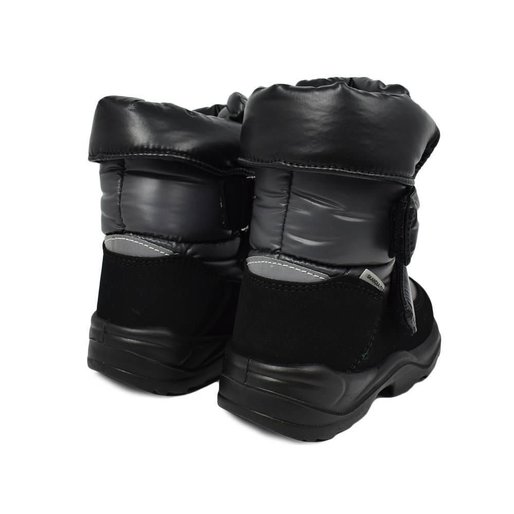 Ботинки для мальчика «Skandia» зимние на липучке 8435R/TuonoBalt_BlkGraph