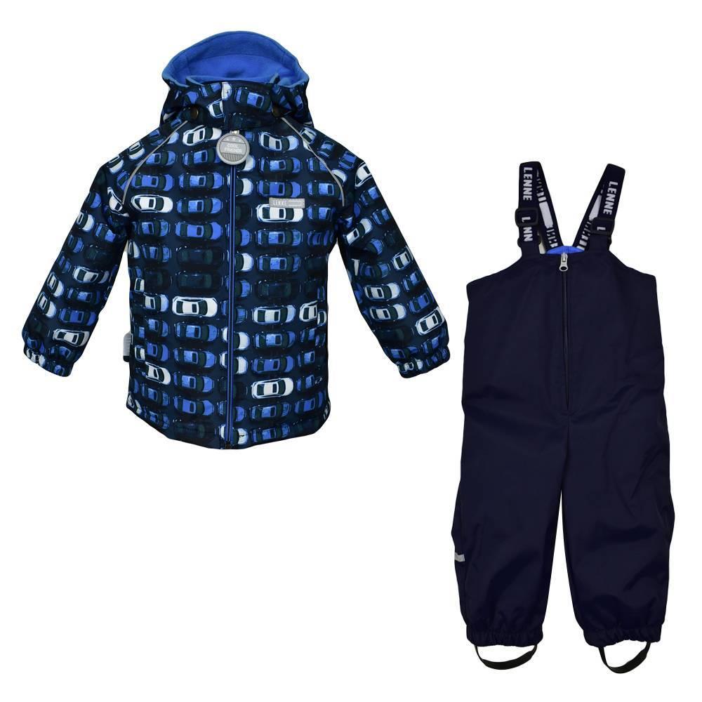 Комплект для мальчика LENNE демисезонный куртка и полукомбинезон WAVE 20212/6580
