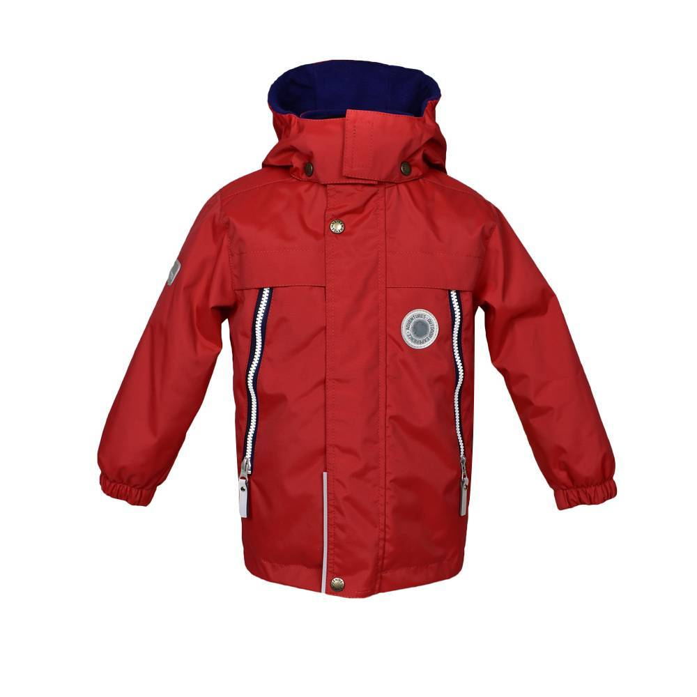 Куртка для мальчика LENNE демисезонная с капюшоном ткань Acktive PLUS KEVIN 20224/622