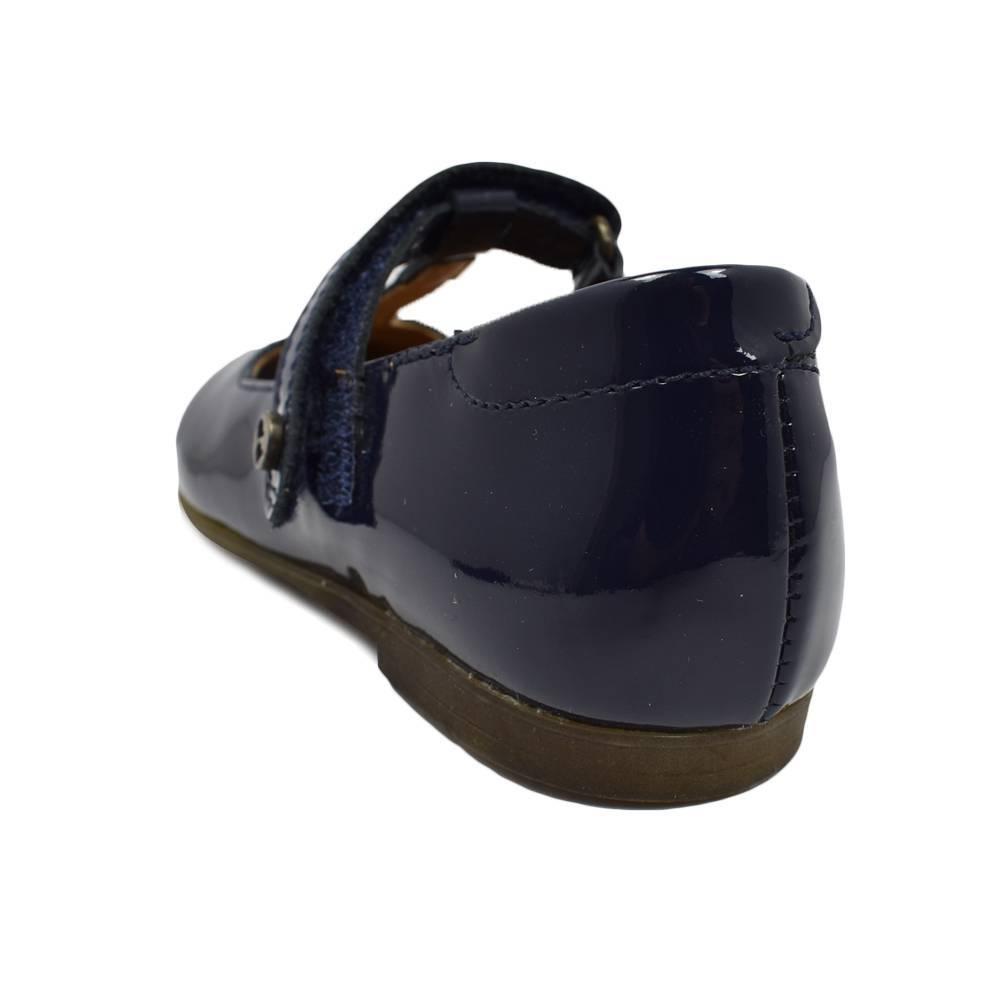 Туфли для девочки Froddo натуральная кожа на перепонке кожаная стелька G3140104