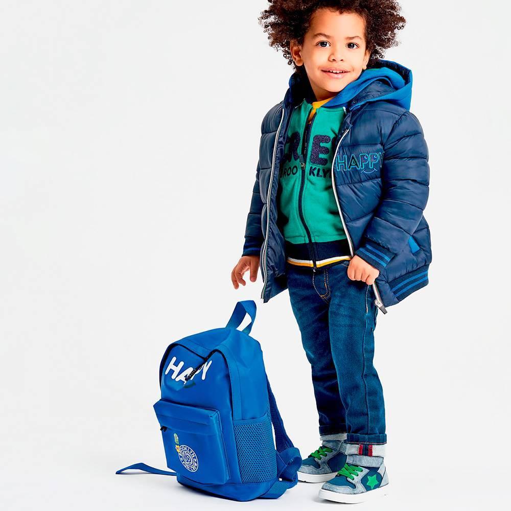 Рюкзак для мальчика iDO