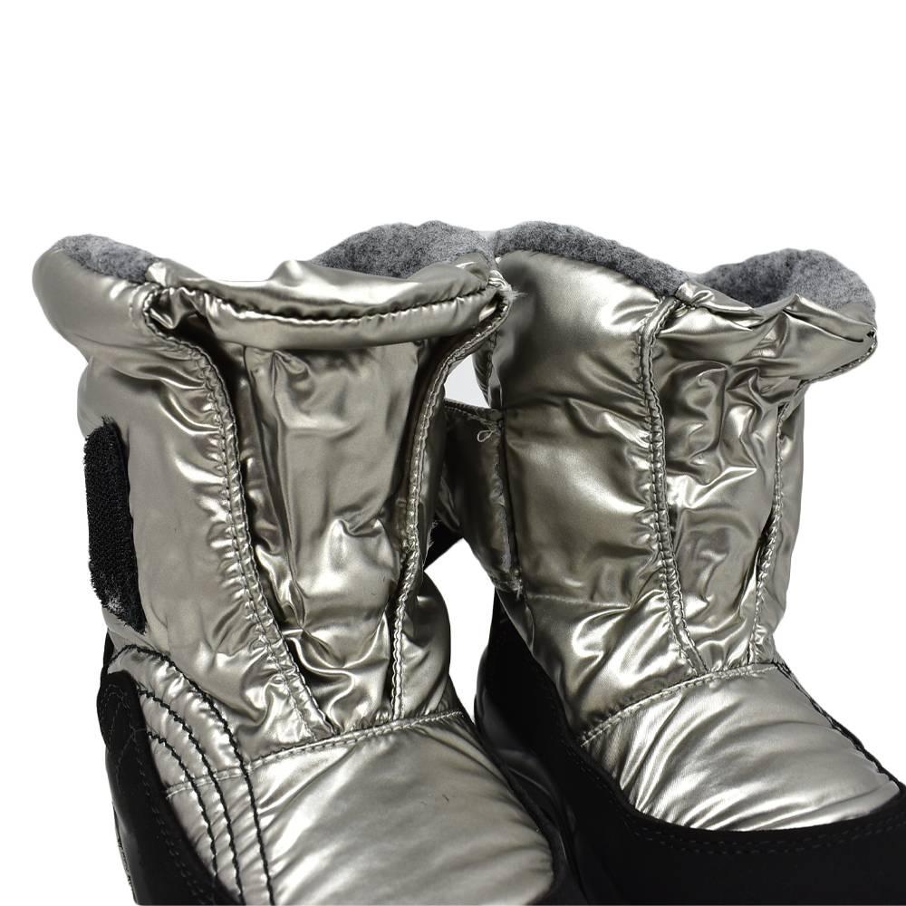 Ботинки для девочки Skandia зимние 8432R/TuonoBalt_BlkSilver