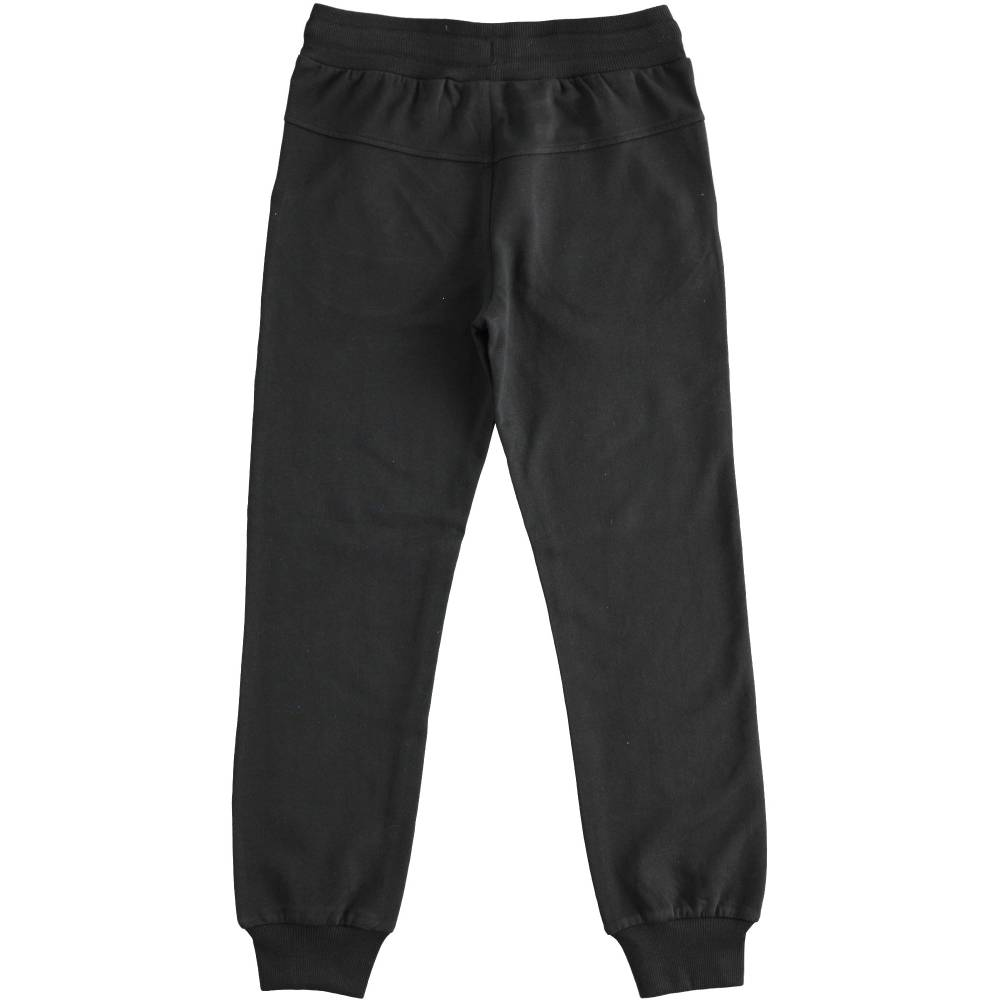 Штаны спортивные для мальчика iDO эластичный трикотаж на манжете 4.J432.00