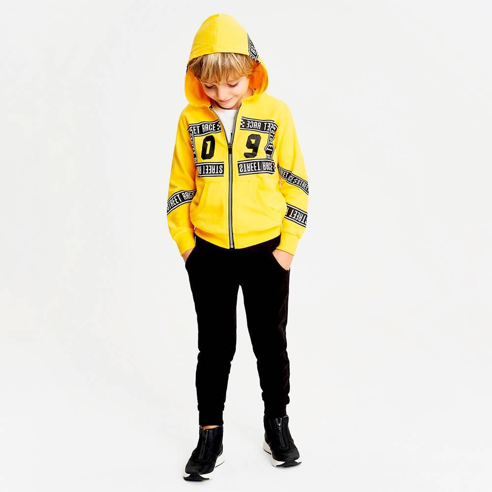 Комплект для мальчика iDO подросток спортивный трикотажный 4.J476.00