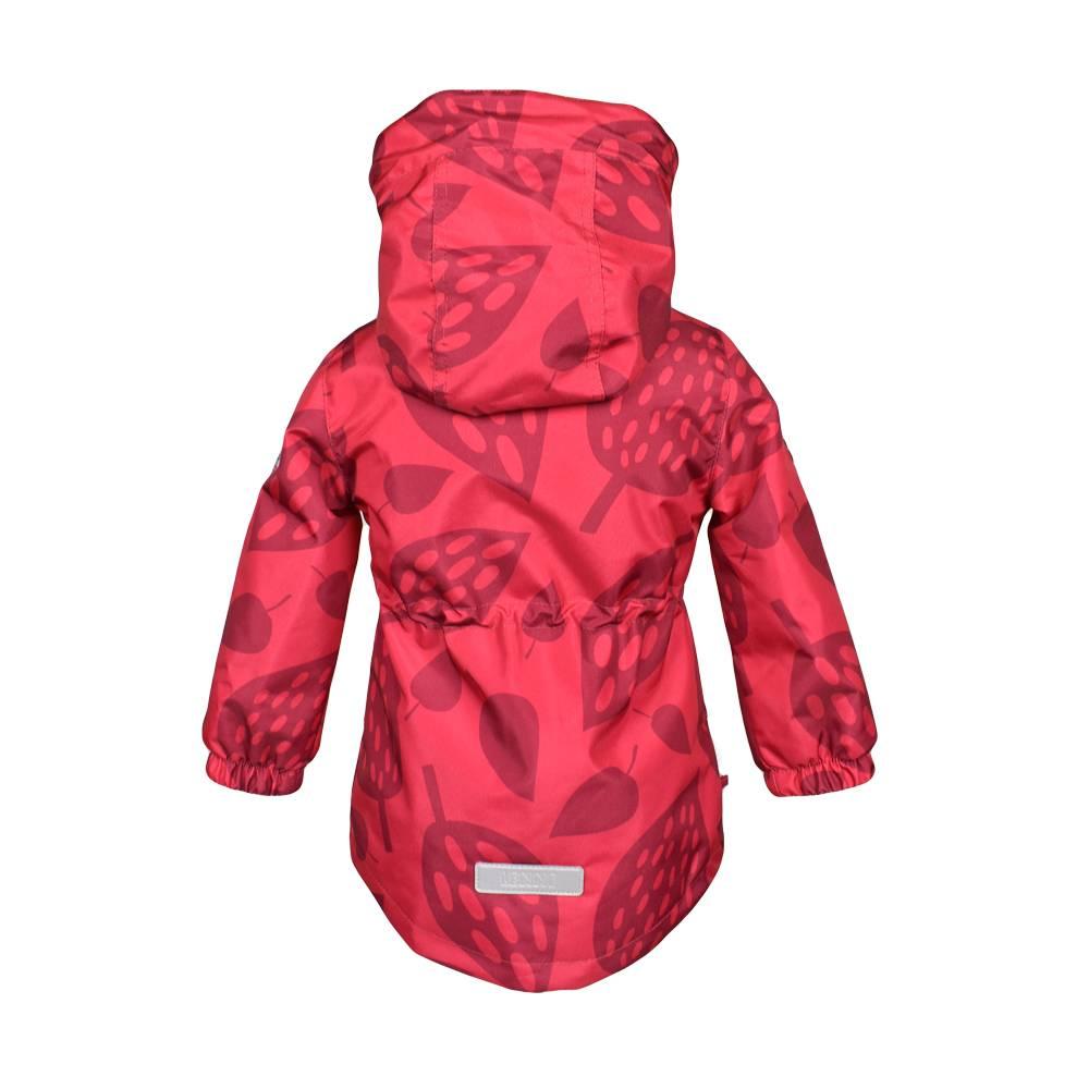 Парка для девочки LENNE демисезонная с капюшоном ткань Active PLUS WILME 20227