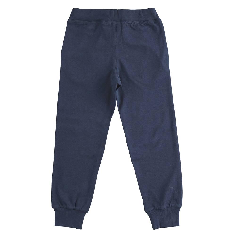 Штаны спортивные для мальчика iDO хлопок эластичный трикотаж 4.J180.00