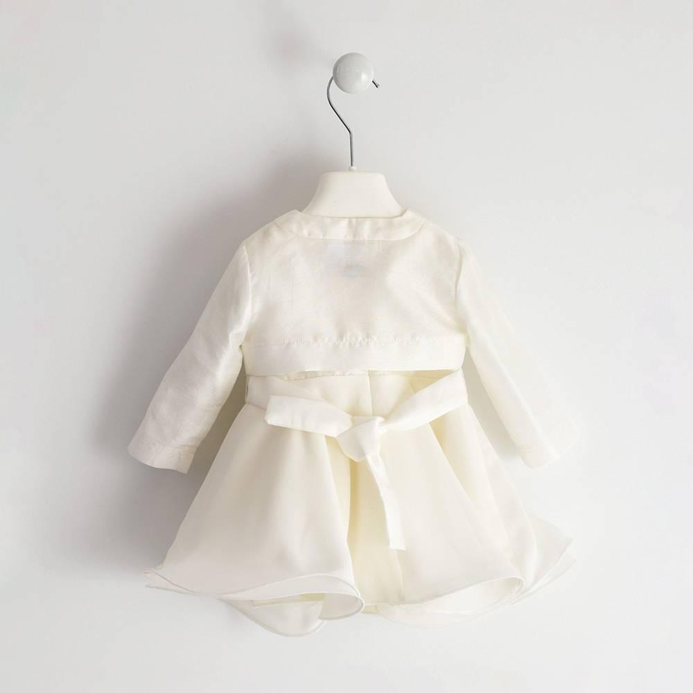 Платье для девочки iDO нарядное на подкладке с болеро 4.J131.00/0112/34.K415.00/0112