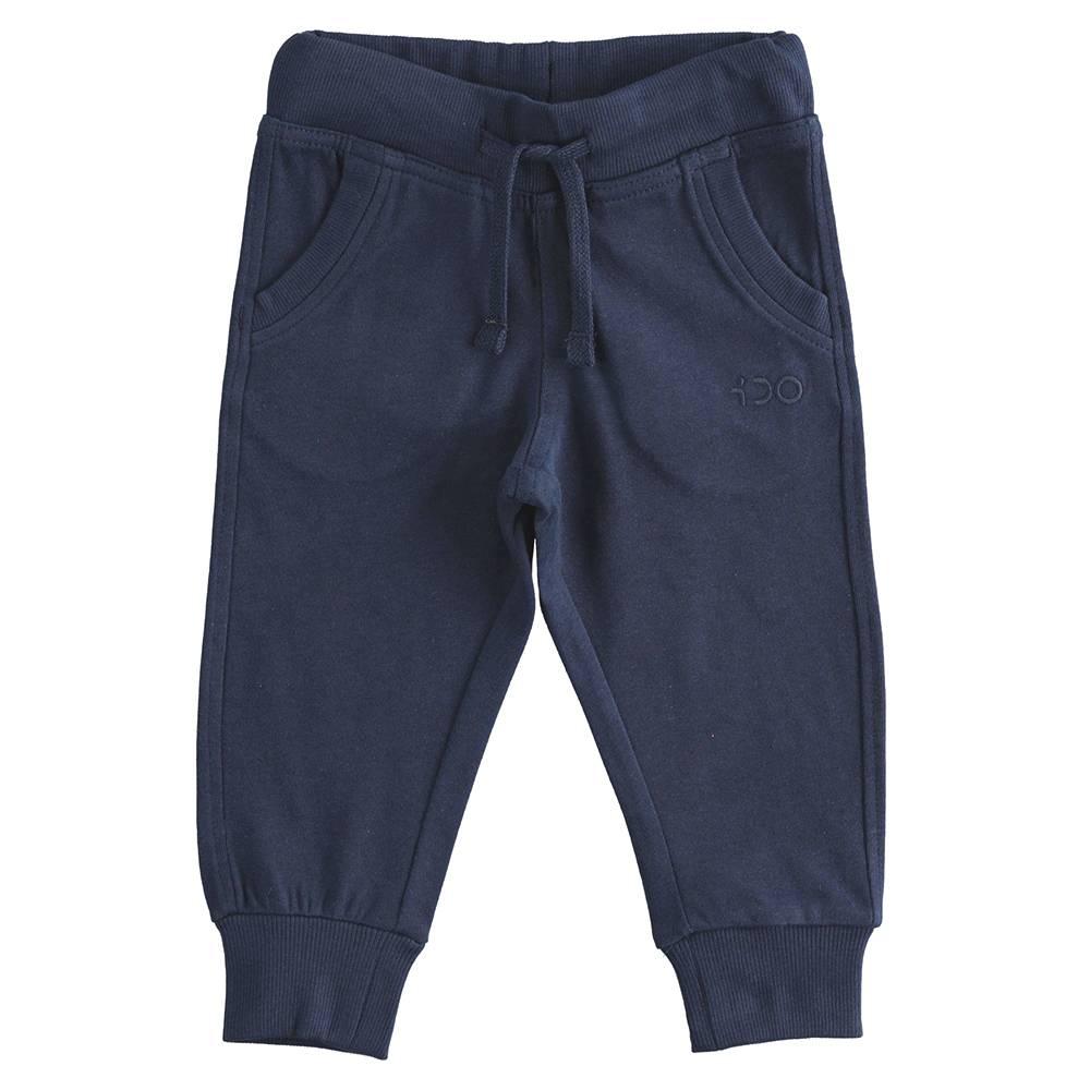 Штаны спортивные для мальчика iDO хлопок трикотаж 4.J186.00