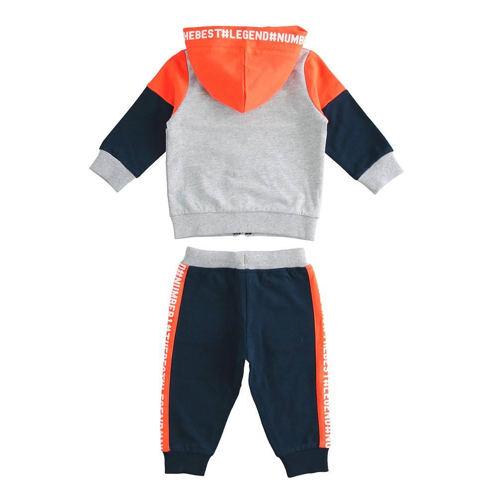 Комплект для хлопчика iDO спортивний трикотажний 4.J266.00