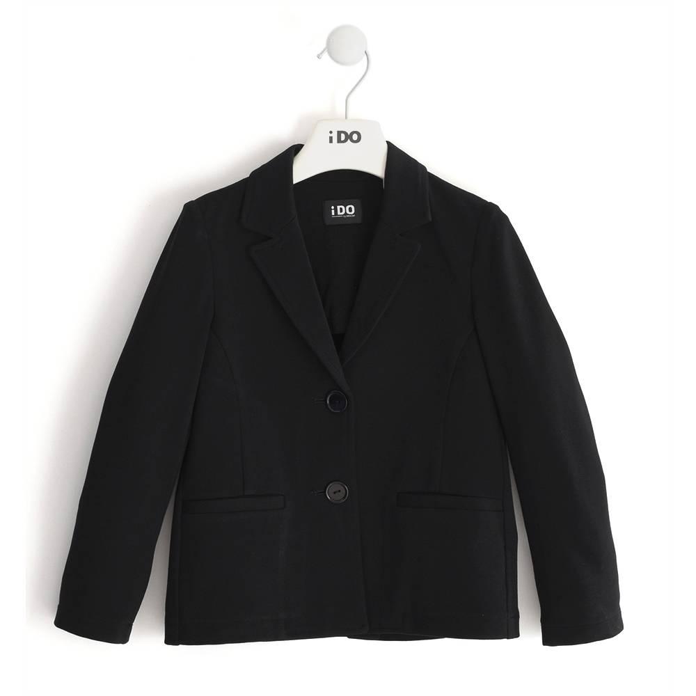 Пиджак для девочки iDO подростка элегантный стильный 4.J555.00/0658