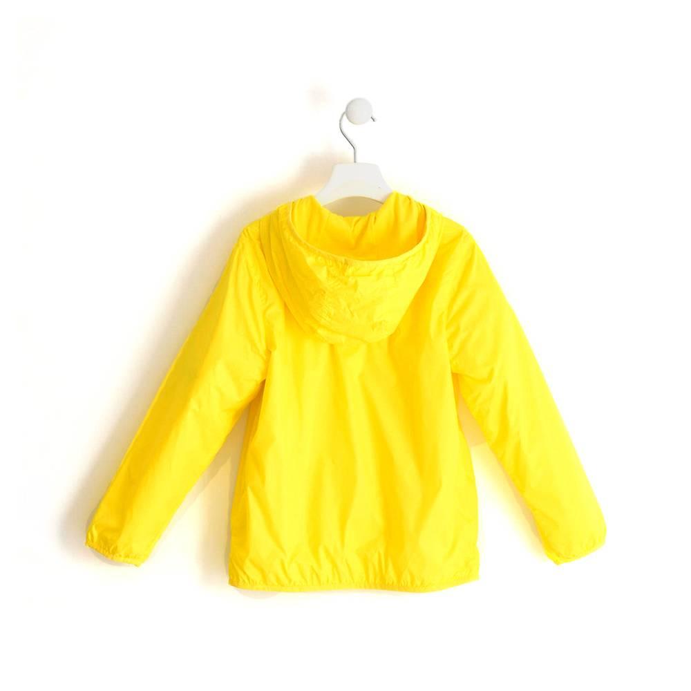 Куртка для мальчика iDO демисезонная ветровка с капюшоном 4.J042.00/1434