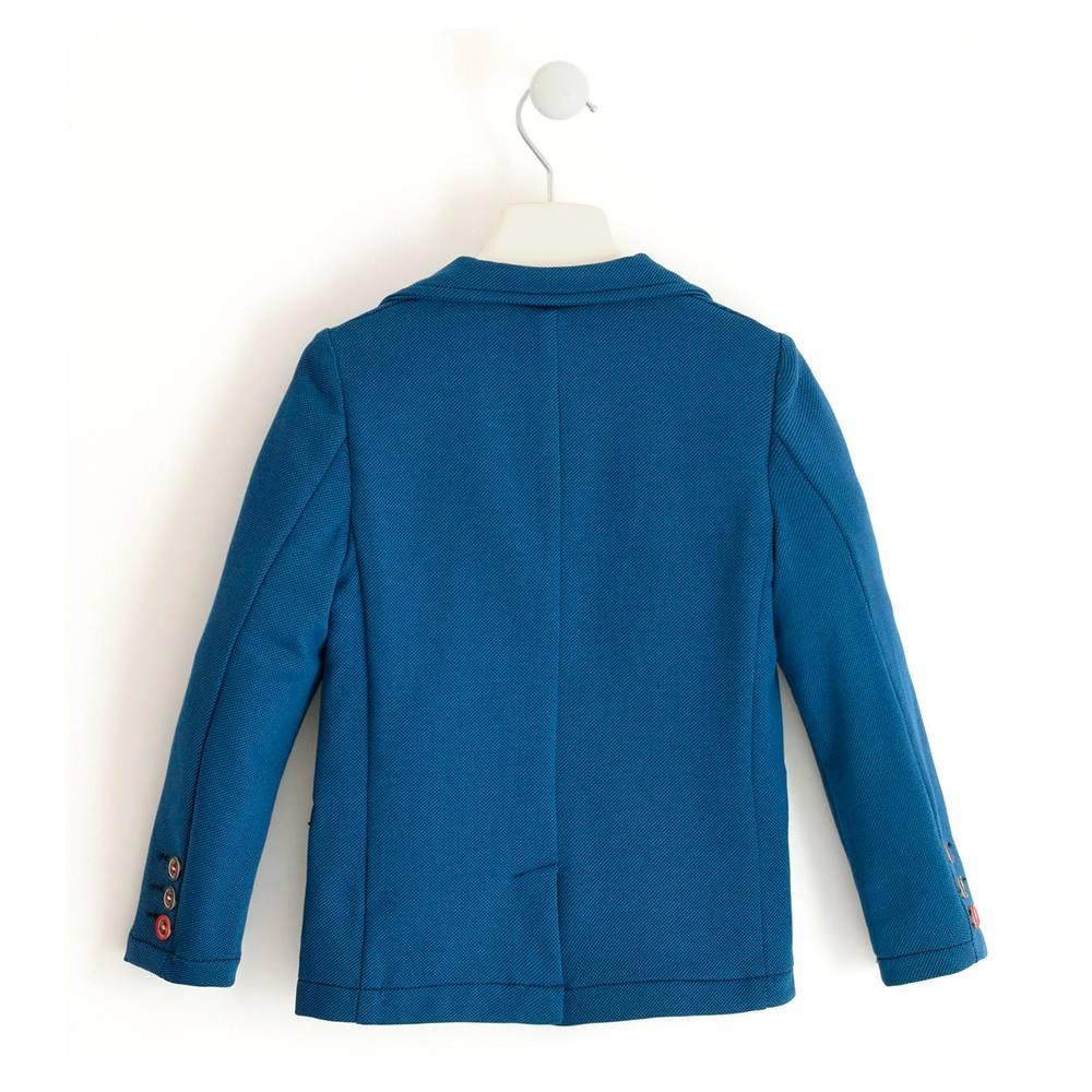 Пиджак для мальчика iDO подросток хлопок 4.J462.00/6MC6