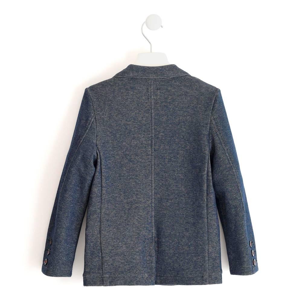 Пиджак для мальчика iDO подросток хлопок 4.J463.00/8880