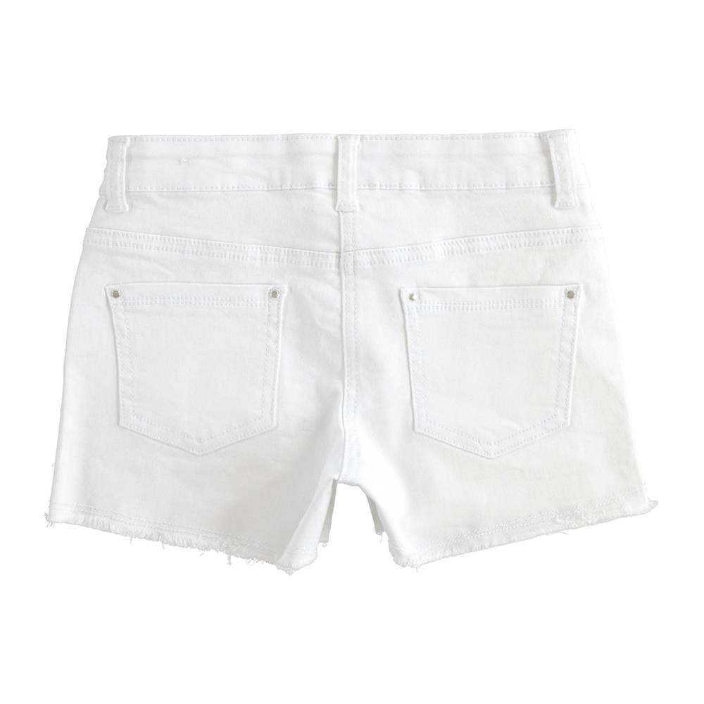 Шорты для девочки iDO летние с царапинами 4.J873.00/0113