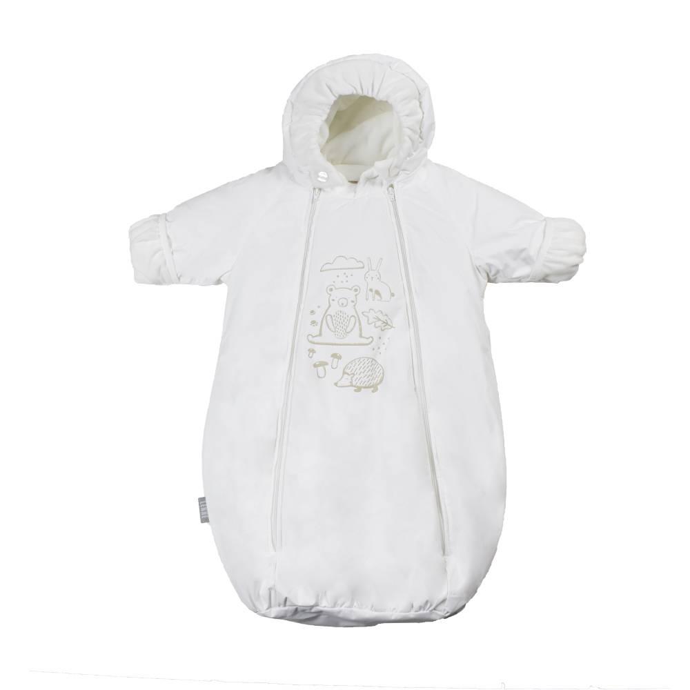 Комбинезон-сумка детская LENNE зимняя подкладка велюр BLISS 20300