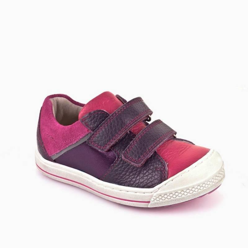Текстильные кроссовки Froddo для девочки   Магазины iDO Киев 43b07c633ca