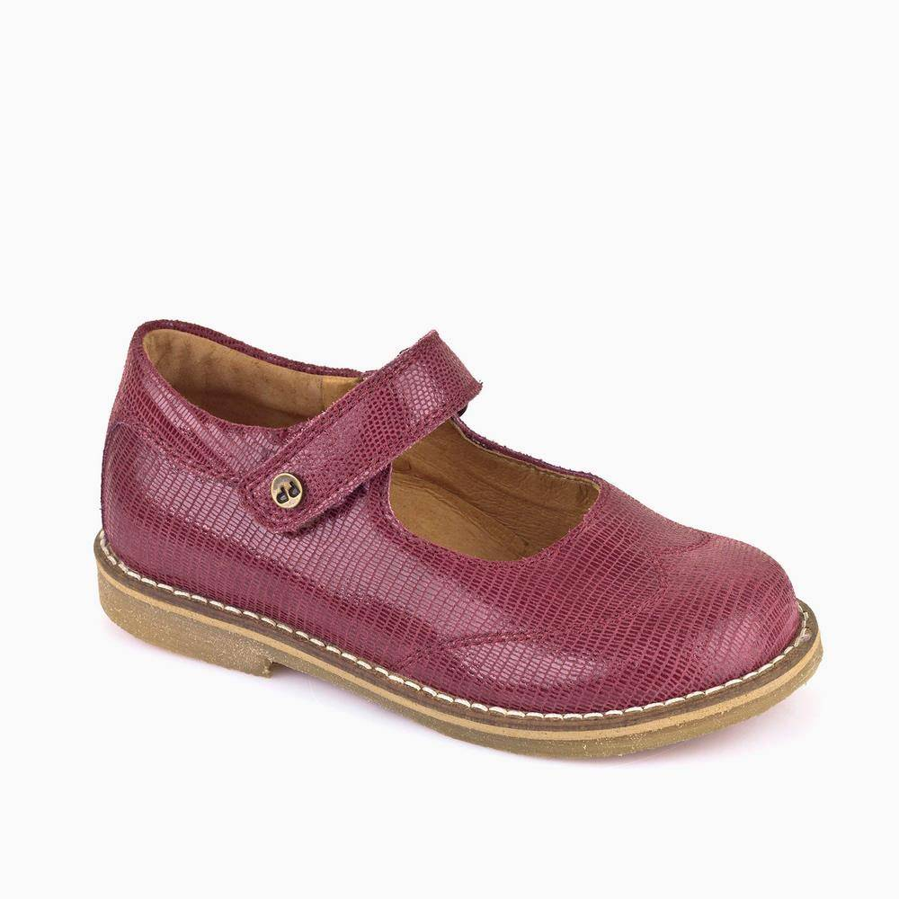 Туфли G3140051-2/bordeaux