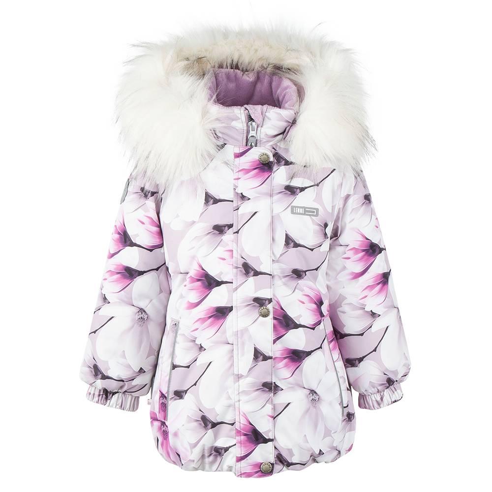 Куртка для девочки LENNE зимняя с капюшон съемный ткань Active EMMY