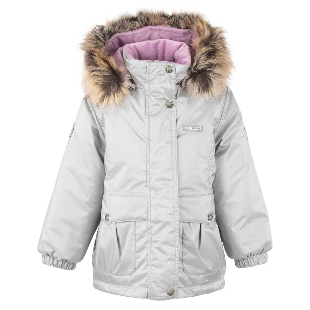 Куртка парка для девочки LENNE зимняя с капюшон съемный ткань ActivePLUS PERLA 20332