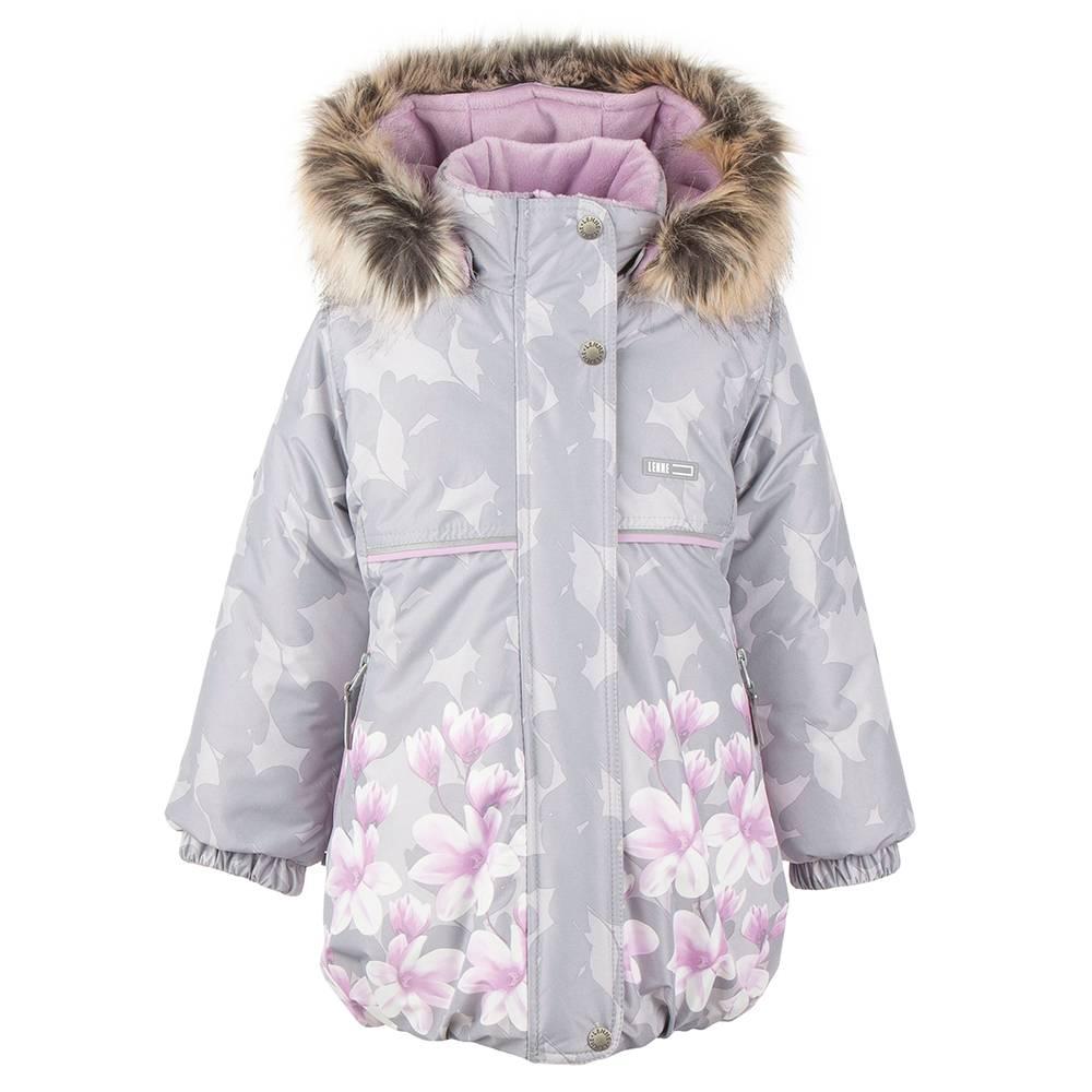 Пальто для девочки LENNE зимнее с капюшон съемный ткань Active STINA 20334