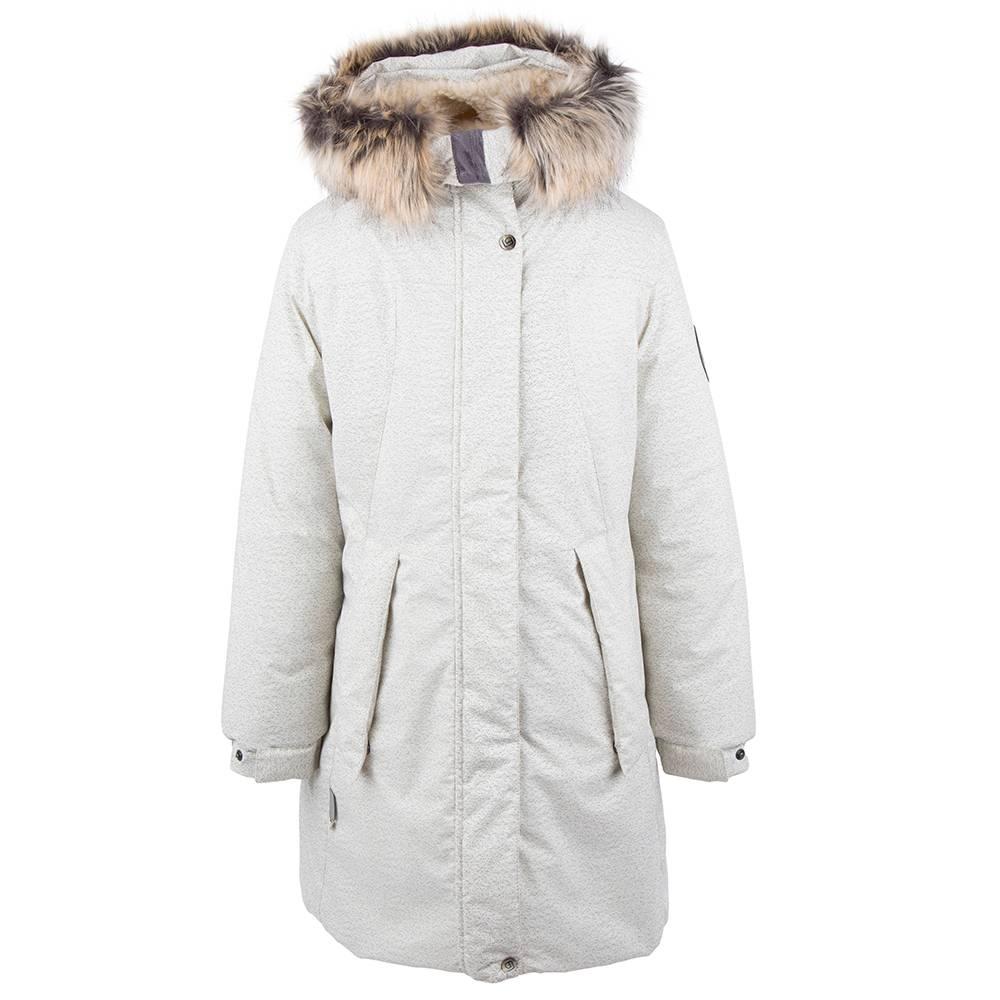Парка Куртка для девочки LENNE зимняя капюшон ткань Aktive MANGO 20360