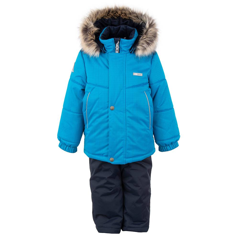 Комплект для мальчика LENNE зимний куртка полукомбинезон ROBBY 20724
