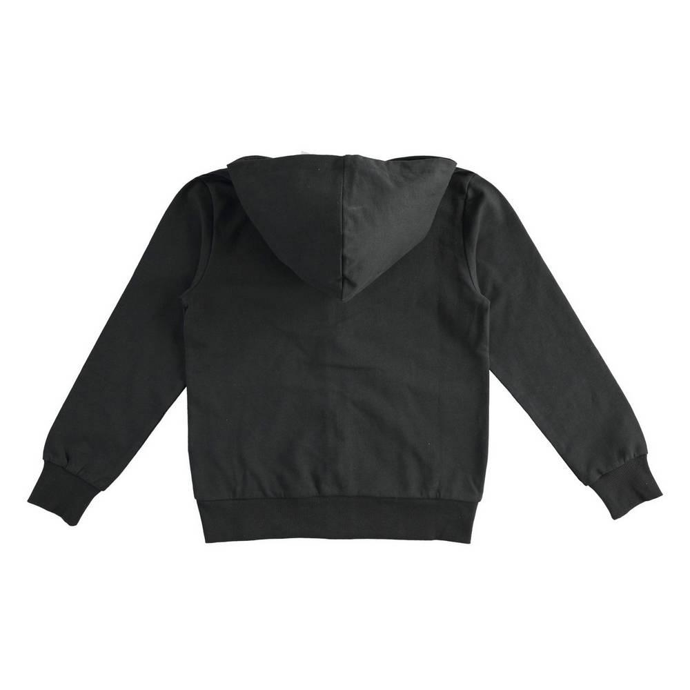 Толстовка для мальчика iDO подросток трикотаж капюшон 4.1335.00/0658