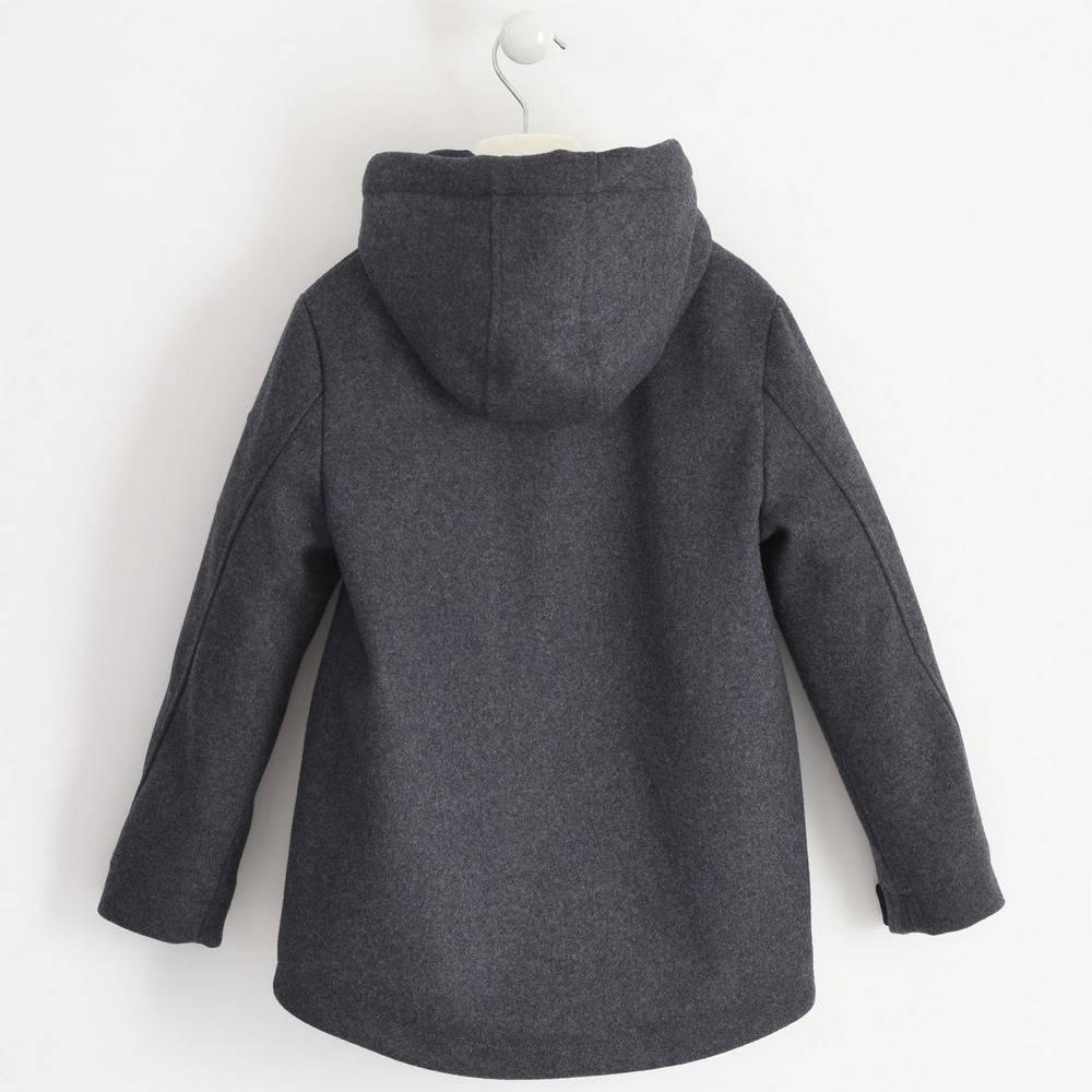 Куртка для мальчика iDO подросток демисезонная капюшон 4.1792.00/3885