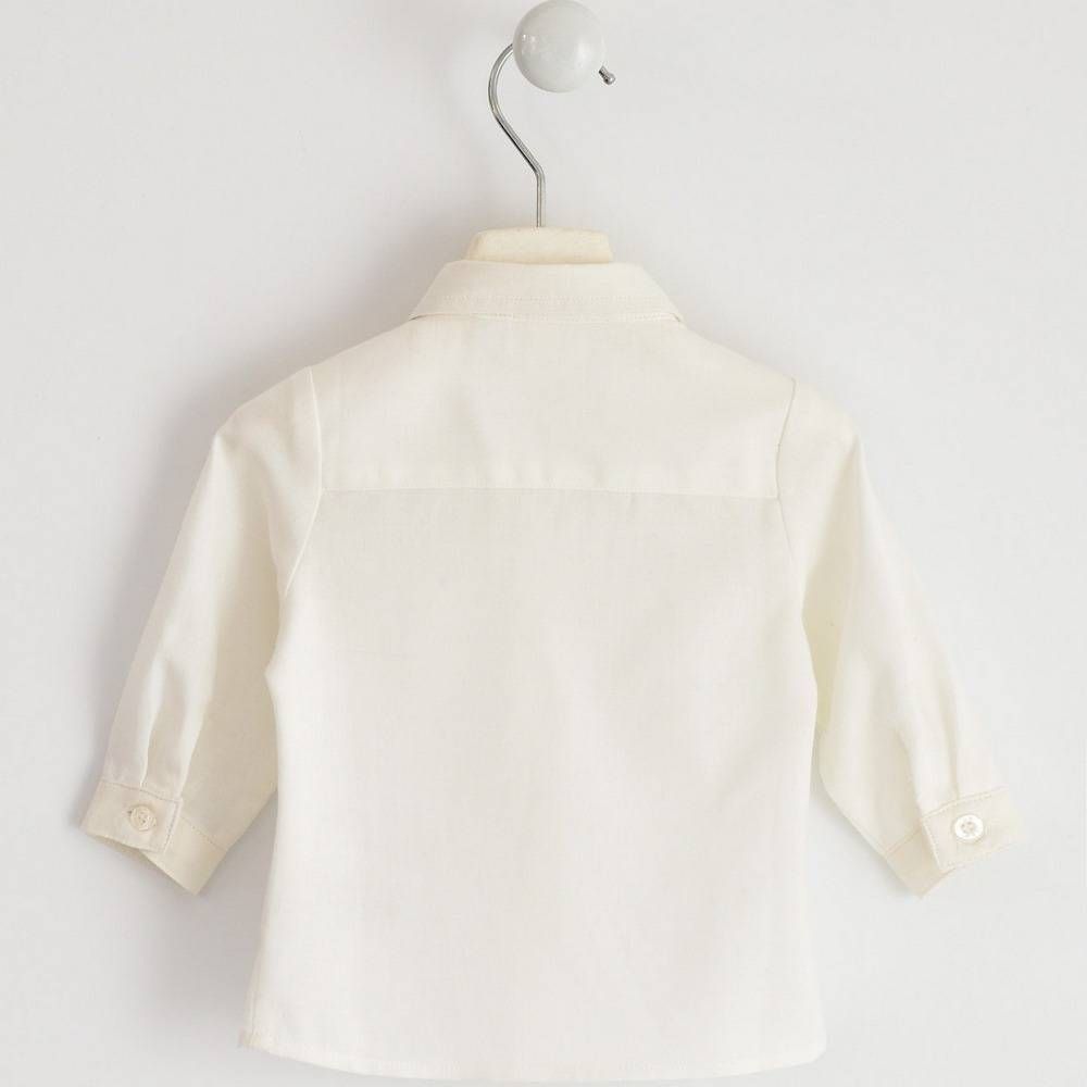 Рубашка для мальчика iDO классика белая 4.1193.00/0112