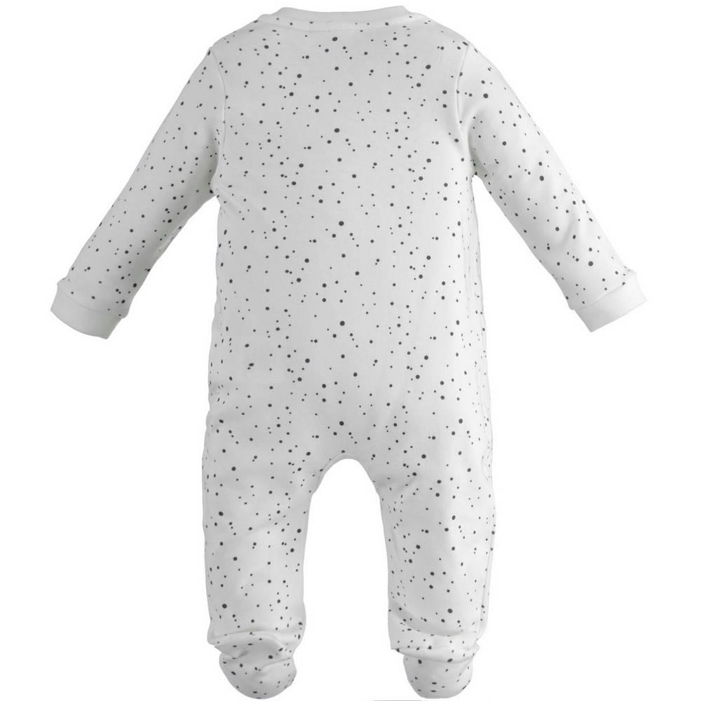 Человечек для мальчика iDO комбинезон хлопок трикотажный аппликация застежка спереди 4.1222