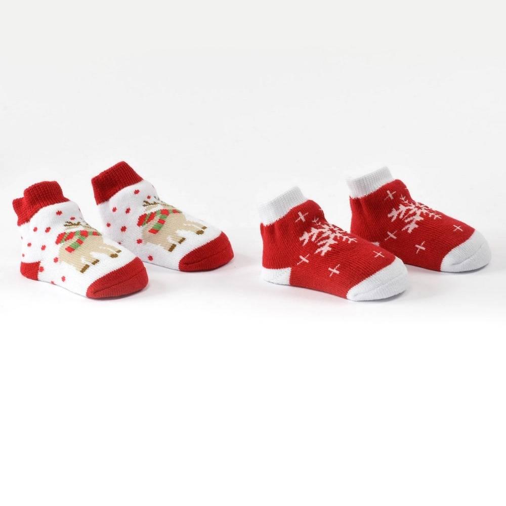 Носки детские iDO 2 пары махровый новорожденным 4.1023.71/2253/TU