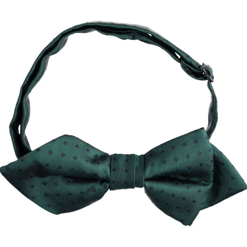 Бабочка для мальчика iDO красный зеленый принт 4.1084.00