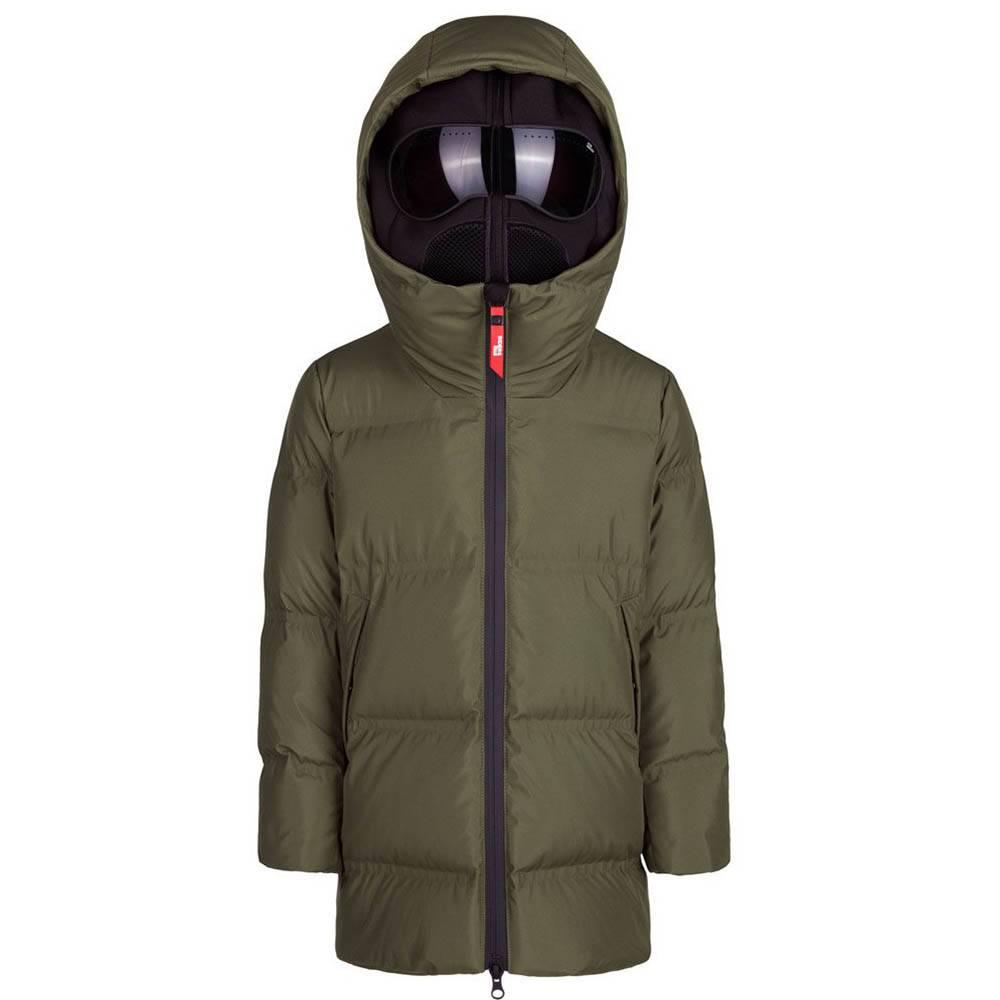 Пальто для мальчика Ai Riders On the Storm зимнее пуховое с капюшоном CKK375TMRD/341