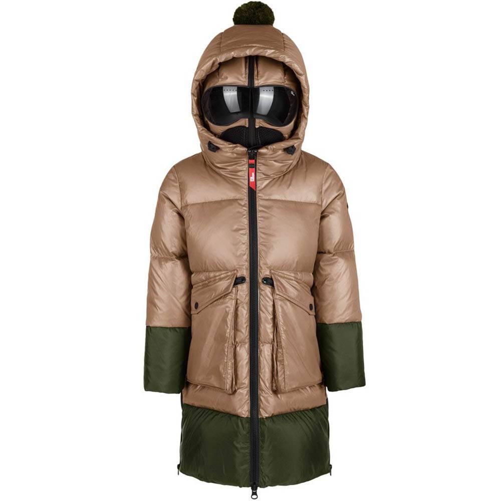Пальто для девочки Ai Riders On the Storm зимнее пуховое с капюшоном CG493GTNDC/1837