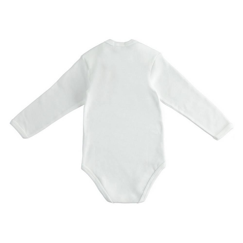Боди детский iDO длинный рукав хлопок трикотаж 4.1561.00/0113