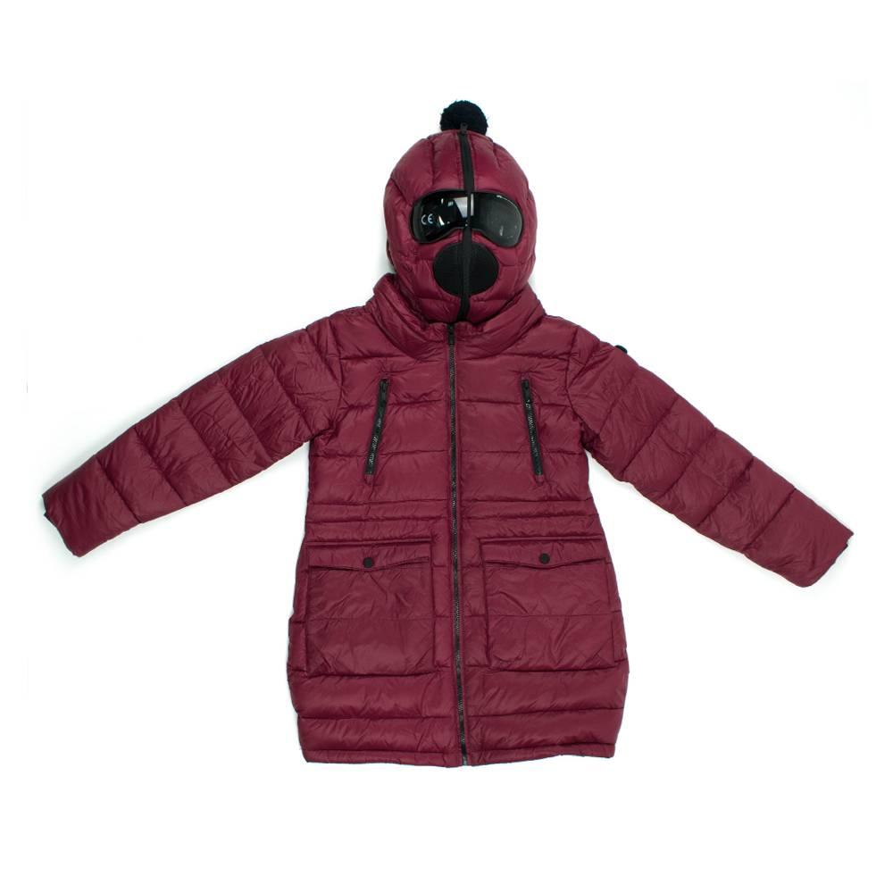 Пальто для девочки Ai Riders On the Storm зимнее пуховое с капюшоном CG243GTMR4/41_46