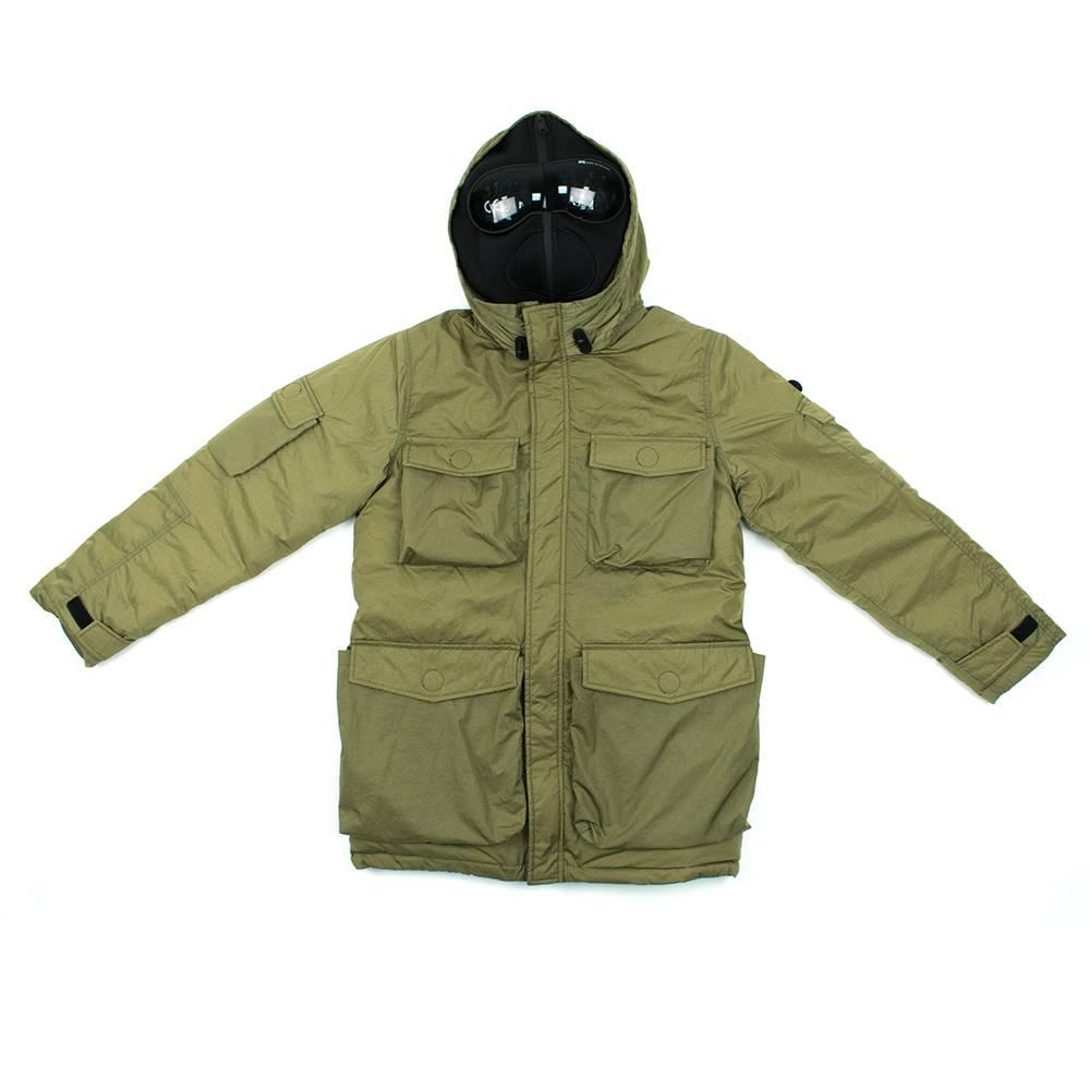 Куртка для мальчика Ai Riders On the Storm зимняя пуховая с капюшономCK249KTN80/332