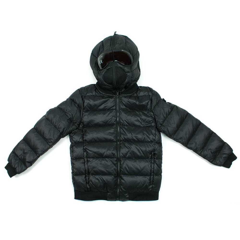 Куртка для мальчика Ai Riders On the Storm зимняя пуховая с капюшоном JK490KTNDC/2144